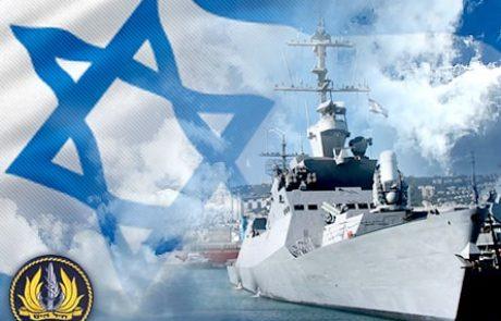 חיל הים תירגל בהצלחה מערכות טילים