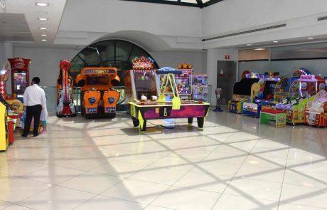 """מתחם משחקים חווייתי נפתח בקניון עופר סירקין פ""""ת"""