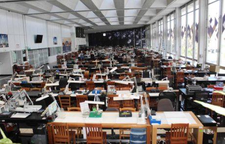 משבר הקורונה: הבורסה ליהלומים נסגרה