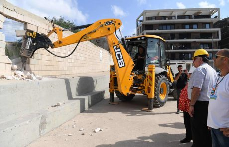 חיפה: הוסר המכשול האחרון להשלמת רצף טיילות החוף
