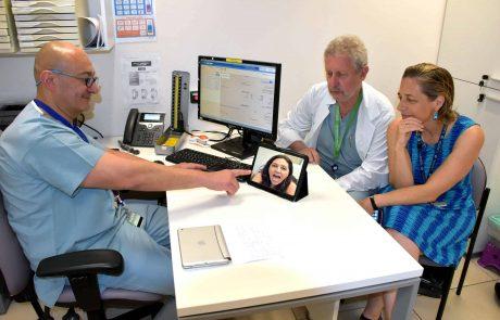 """ביה""""ח כרמל: בדיקת מרדים לפני ניתוח ישר מהבית"""