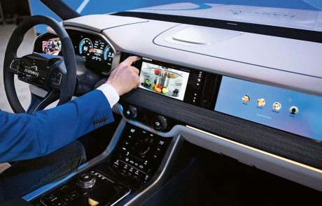 HARMAN:מכוניות מקושרות יוכלו לדבר אחת עם השנייה