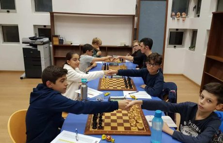 שחמט: נבחרת קרית ים עלתה לליגה העילית