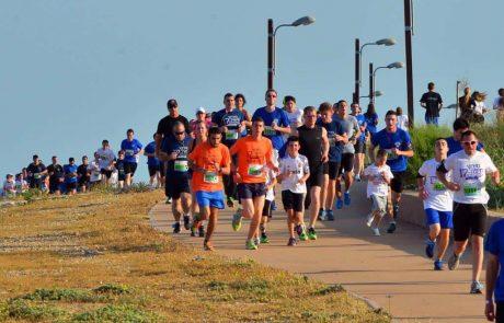 """קרית חיים: כ – 1000 תלמידים ומורים צפויים להשתתף במירוץ """"התיכוטלון"""" הראשון"""