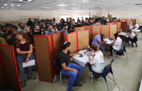 נשבר השיא הישראלי: 1,547 מנות דם בהתרמה אחת