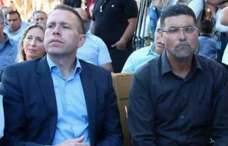 """""""זה הזמן להשיב את הביטחון האישי לציבור הערבי-ישראלי"""""""