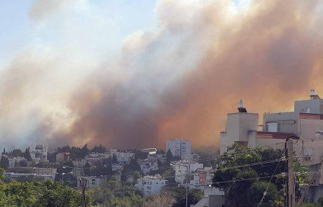 עם ישראל מסייע לתושבי הישובים שביתם נשרף