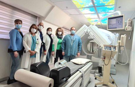 """ביה""""ח כרמל: לראשונה בישראל בדיקה פורצת דרך במכון לרפואה גרעינית"""