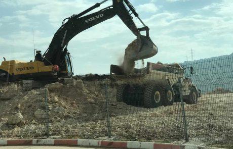 בתוך שנתיים יהיו בתל רגב אלפי קברים חדשים