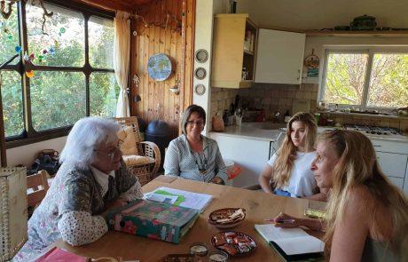 צפת: החל מיזם התיעוד הבינלאומי 'האוטוגרפרס'