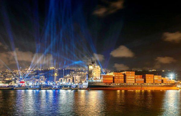 שקט מצלמים: נינג'ה ישראל בנמל חיפה
