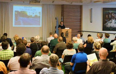 חיפה: העירייה מקדמת פתרונות לבעיית חזירי הבר