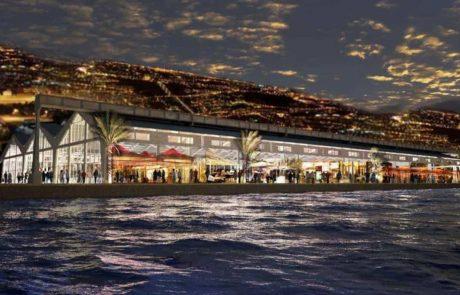 שרת התחבורה אישרה: חזית הים בנמל חיפה תיפתח לקהל הרחב