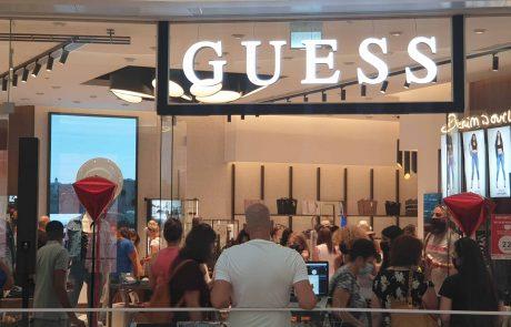פתיחת סניף הדגל של מותג האופנה  GUESS בעופר גרנד קניון חיפה