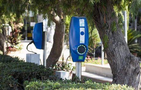 חברת EVCharge זכתה במענק להקמת עמדות טעינה מהירות לרכבים חשמליים