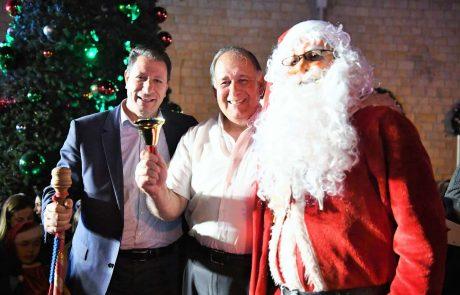 חיפה:  נפתח החג של החגים