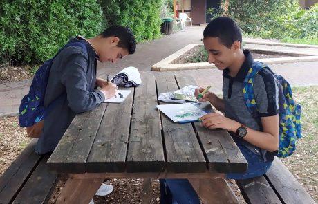 סמינר פסח יהודי – ערבי לבני נוער בתבור