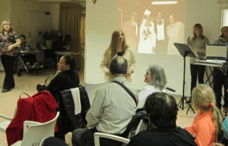 בית האבות של העדה הספרדית בחיפה מציג: מסיבות יום הולדת לדיירים
