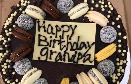 טיפ: מתכון לעוגת יום הולדת