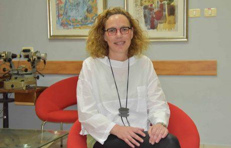 """ביה""""ח כרמל : מנהלת חדשה למיון ילדים"""