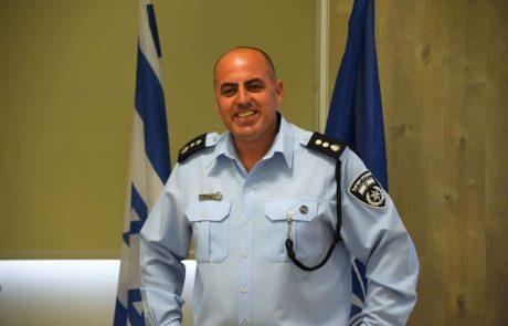 אלי לוי מונה לדובר משטרת ישראל