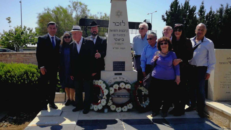 ראש עיריית יאש שברומניה מבקר בחיפה
