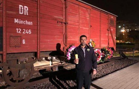 יום השואה: נאיל זועבי מטמרה יחבק וירטואלי את שורדי השואה מ'הקרון'