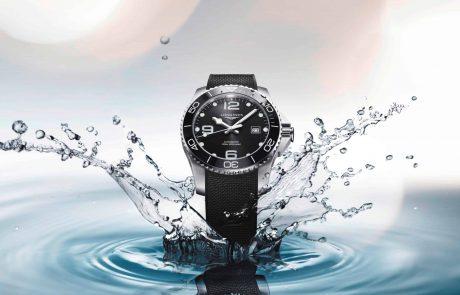 LONGINES :  שעון צלילה לגבר