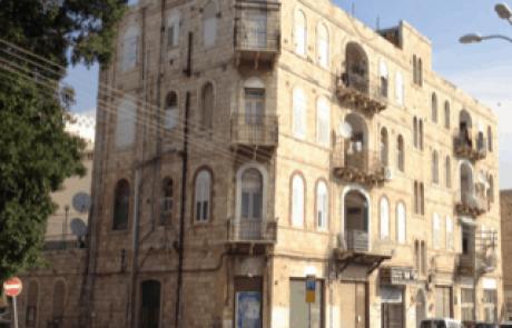 אושרה תכנית לבנייה למגורים ושימור מול ממגורות דגון בחיפה