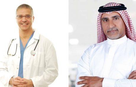 לראשונה: פלסטיקאים ישראלים הוזמנו לכנס רפואי בדובאי