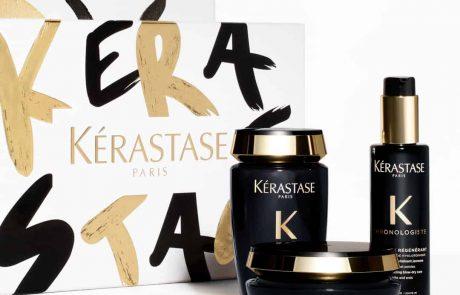 KERASTASE מותג טיפוח השיער מציע מארזי חג יוקרתיים לראש השנה