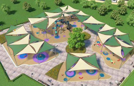 קרית ים: פארק חדש על שם דונלד טראמפ