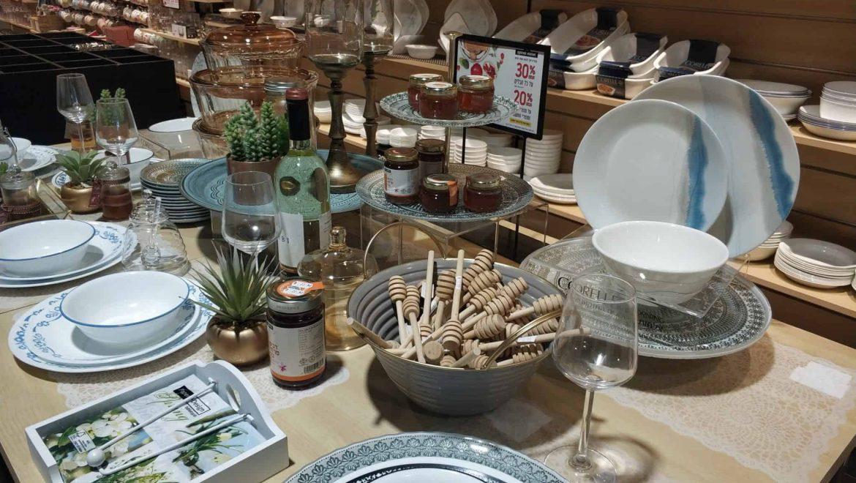 רשת spices (ספייסז) מגיעה לראשונה לצפון השיקה חנות אאוטלט בחוצות המפרץ – חיפה
