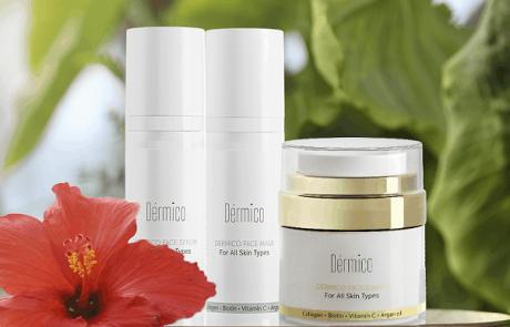 חדש – מוצרי טיפוח הפנים של חברת Dermico