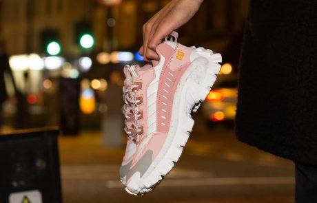 המותג האמריקאי קאטרפילר משיק:   נעלי ספורט אופנתיות לנשים