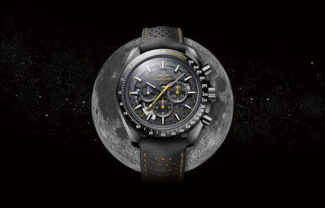לציון 50 שנה למשימת אפולו 8  השיקה אומגה שעון יוקרתי