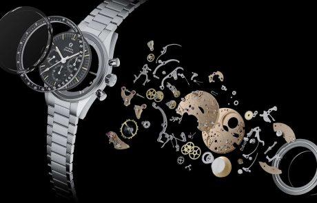 המותג היוקרתי אומגה משיק: שעון SPEEDMASTER ED WHITE