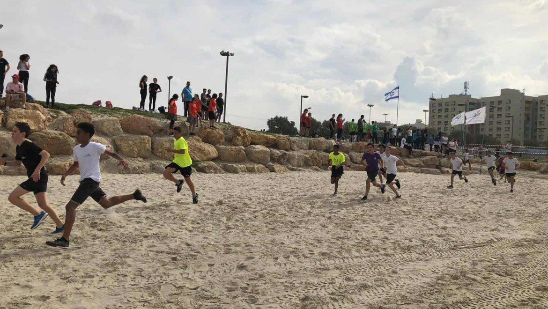 קרית ים: אליפות מרוצי השדה של מחוז הצפון