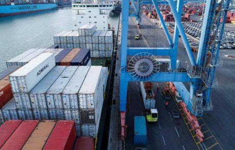 משלוח למימונה:  7,188,480 ביצים נפרקו בנמל חיפה
