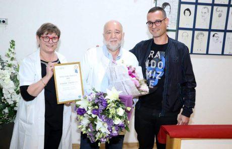 כרמל: הוכתרו מצטייני בית החולים