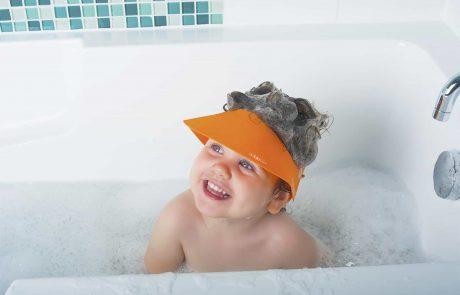 לתינוקות: מגן על העיניים מהשמפו והמים!
