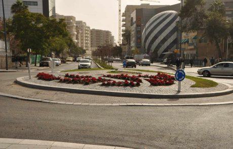 קרית אתא: החל שלב נוסף בעבודות תשתית לשדרוג מרכז העיר
