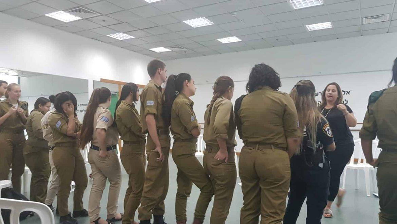 קרית ים: סדנת שחרור לחיילים תושבי המקום