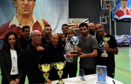 אלפים השתתפו בטורניר חנוכה ה-13 לזכרו של דודי הללי