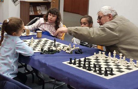 לראשונה יתקיים בקרית – ים פסטיבל שחמט בחסות איגוד השחמט