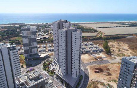 טירת כרמל: פרויקט מגורים חדש יוקם בהשקעה של כרבע מיליארד ₪