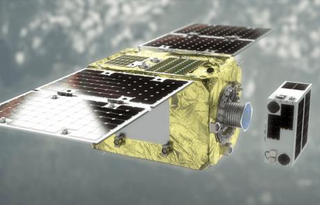 ניסוי ראשון מוצלח בלוויין ניקוי החלל הראשון בעולם – ELSA-d