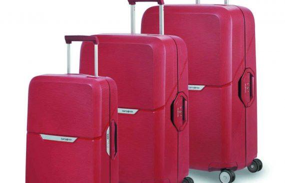 סמסונייט משיקה: קולקציית מזוודות קלות במיוחד