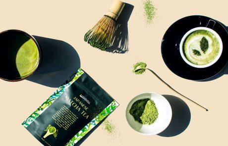 תכירו את סגולות תה המאצ'ה…
