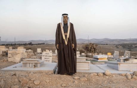 פרויקט צילומי מתעד עולם הולך ונעלם:  השייחים האחרונים של הנגב